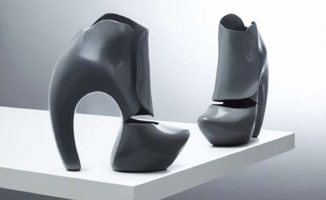 Top 20 Trends of the Week - From 3D Printed Heels to Tech-Charging Furniture