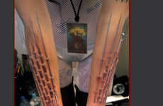 This Fan Tries to Mimic Wolverine via Extreme Body Modification