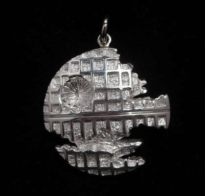 death star pendant