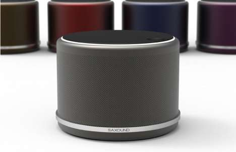 Saxound Wireless Speaker