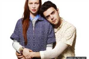 The American Two Shot Spring 2013 Collection Has a Laid Back Style