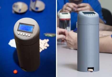 MedVault Pill Dispenser