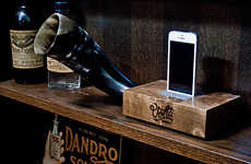 Bison Horn Smartphone Speakers