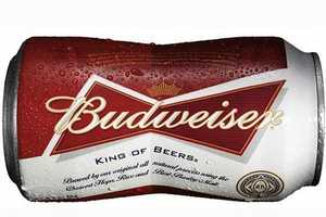 Iconic Beer Brand Budweiser Introduces a Bow Tie-Shaped Can for 2013