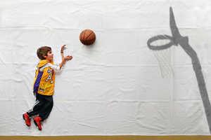 Matej Peljhan's 2D Photos Tell Heartfelt Tale of an Extraordinary Boy