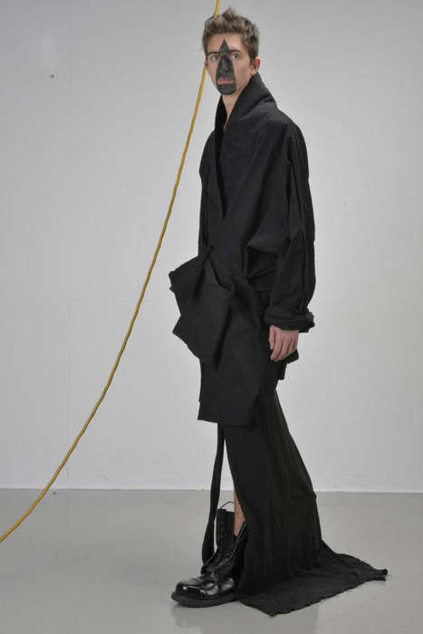 Thomas Van der Jeught Fall/Winter 2013