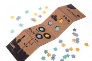 The Throw & Grow Confetti Turns into Flowers