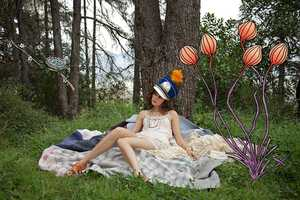 The Corey Summer 2013 Collection Lookbook is Quirky and Fun