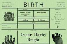 Digital Birth Certificates