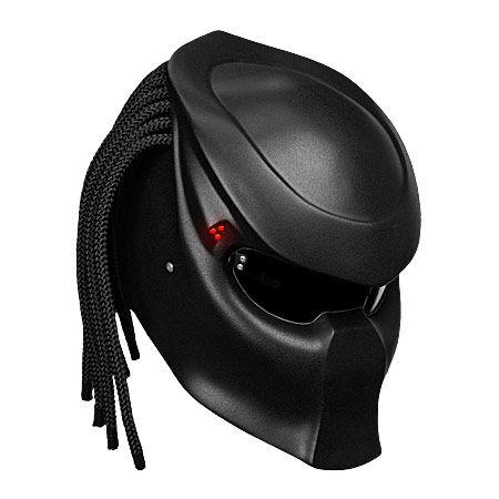 Movie-Mimicked Biker Helmets