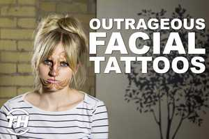 Courtney Scharf Discusses Some of the Most Shocking Tattoos Around
