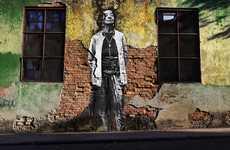 Courageous Graffiti Commemorations