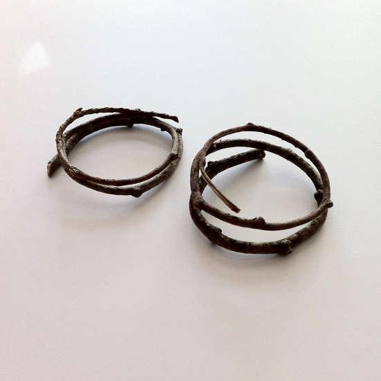 Twig Bracelets