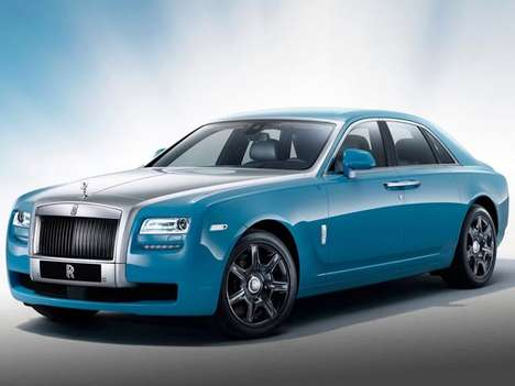 Rolls-Royce Alpine Ghost