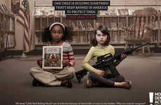 The 'Mother's Demand Action' Group Compares the Danger of Books to Guns