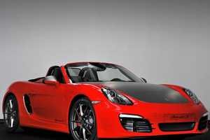 The Porsche Boxster Red 7 is Only Available in the Netherlands