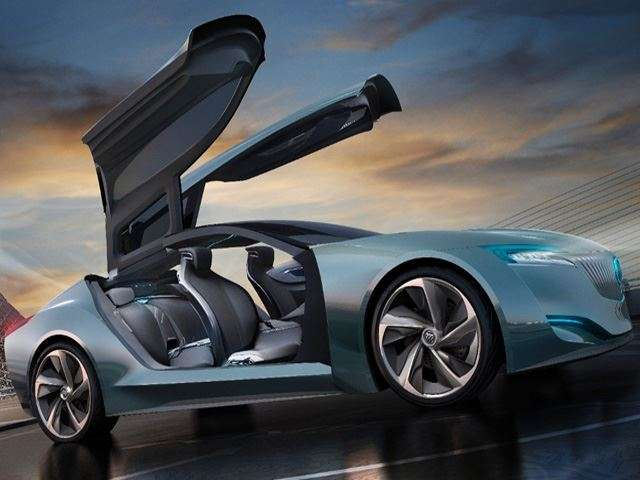 Futuristically Revived Automobiles