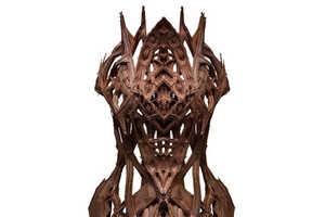The Iris Van Herpen Exhibit Showcases Futuristic Designs