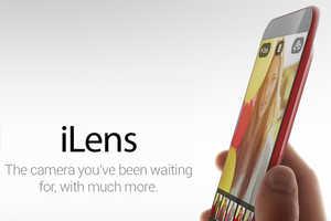 The Rishi Soman iLens Concept Design Promises Sleek Photography