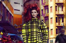 Couture Exuberance Editorials