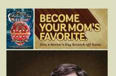 Mamas Boy Gambling Ads