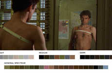 Movies in Color Blog Features Basic Color Pallets of Famous Movie Stills