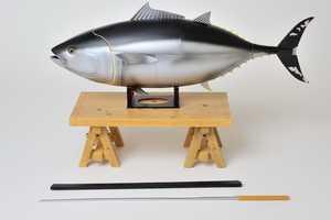 This Sushi-Making Kit Teaches Children How to Slice Raw Fish