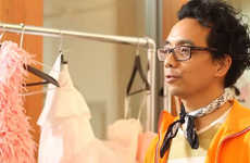 Toilet Paper Fashion Designer Farley Chatto Talks to TH