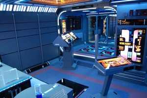 This Star Trek Room Boldly Goes Where No Apartment Has Gone Before