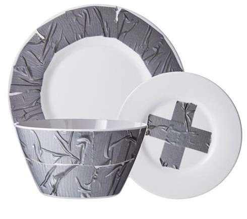 Duct Tape Dishes