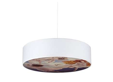 Sistine Pendant Light by Young and Battaglia