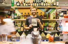 Aid-Supporting Beer Halls - Melbourne's Non-Profit Shebeen Bar Has Opened It's Doors