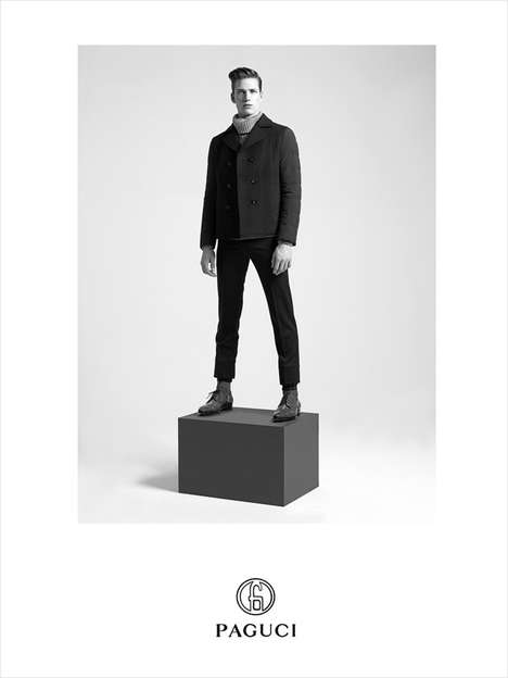 Paguci fall/winter 2013 campaign