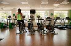 Energy-Generating Fitness Clubs - The Green Microgym in Portland, OR is Powered by Your Workout