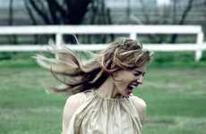 Feminine Equestrian Fashion