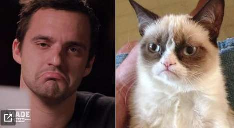 Meme-Imitating Celebrities - Jake Johnson Imitated Popular Internet Memes for Paul F. Tompkins