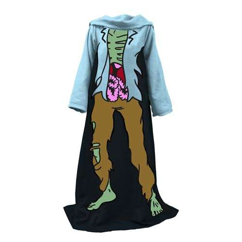 Snuggly Zombie Cloaks