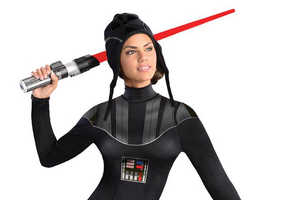 These Women's Star Wars Costumes by Costume Craze Show Sexy Side of N