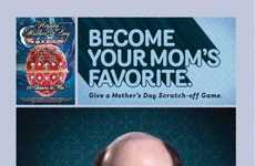 Mother's Day Gambling Ads