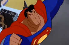 This Man of Steel Recut with Animated Clips Flies High