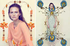 39 Draping Gypsy Editorials