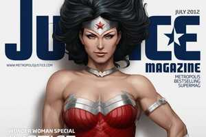 Artgerm Turns Your Favorite Superheroine into a Glamorous Supermodel