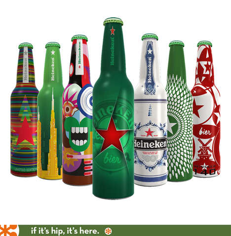 Heineken Future Bottle Remix