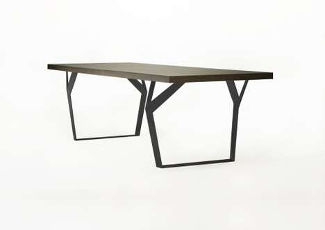 Picnic Table by Federico Churba