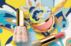 60s-Inspired Cosmetics - The Estee Lauder Mad Men Collection Furthers the Vintage Fashion Fixation