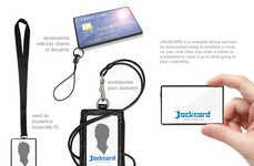 Transforming Digital ID Cards - The Jackcard Can Act as Everything, from a Debit Card to Passport