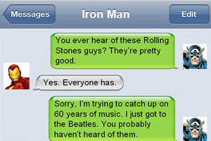 The 'Texts from Superheroes' Tumblr Blog Brings the Geeky Laughs