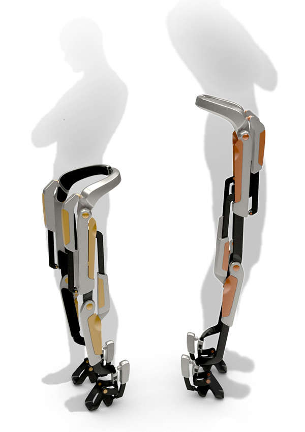 Robotic Running Suits