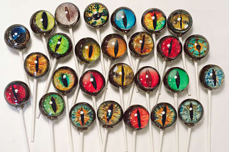 Designer Lollipops