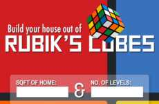 Puzzle Cube Home Calculators